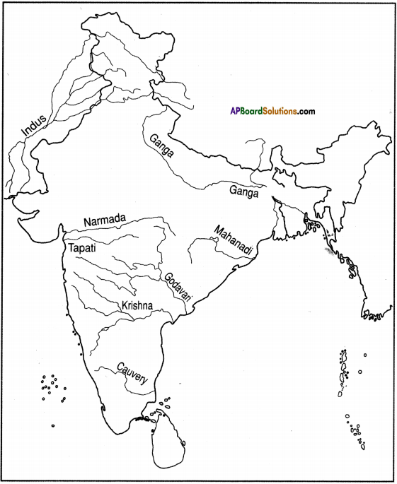 AP Board 9th Class Social Studies Important Questions Chapter 6 Agriculture in India 14