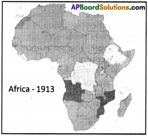 AP Board 9th Class Social Studies Solutions Chapter 17 Colonialism in Latin America, Asia and Africa 6
