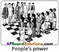 AP Board 9th Class Social Studies Solutions Chapter 20 Democracy An Evolving Idea 2