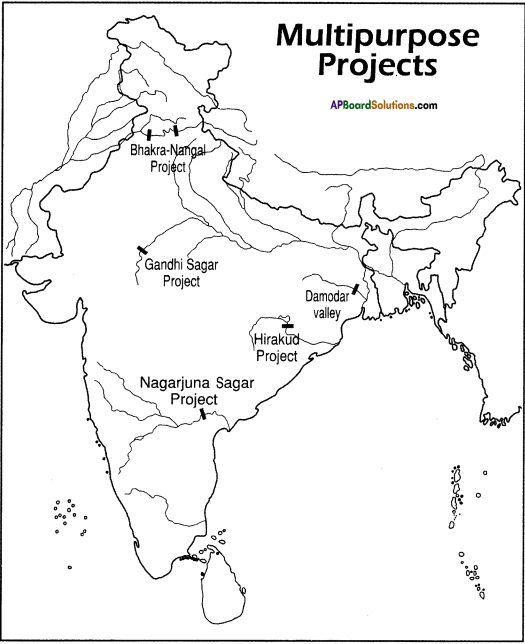 AP Board 9th Class Social Studies Solutions Chapter 6 Agriculture in India 6