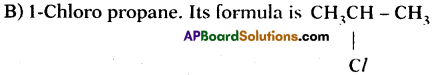 AP SSC 10th Class Chemistry Solutions Chapter 14 Carbon and its Compounds 1