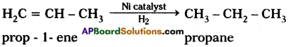 AP SSC 10th Class Chemistry Solutions Chapter 14 Carbon and its Compounds 14