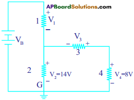 AP SSC 10th Class Physics Solutions Chapter 11 Electric Current 15