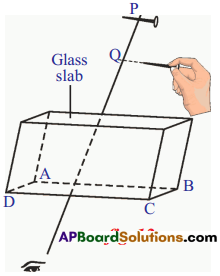 AP SSC 10th Class Physics Solutions Chapter 5 Refraction of Light at Plane Surfaces 26