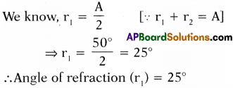 AP SSC 10th Class Physics Solutions Chapter 7 Human Eye and Colourful World 14