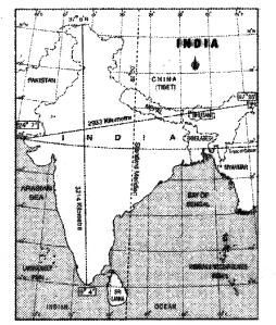AP SSC 10th Class Social Studies Important Questions Chapter 1 India Relief Features 1