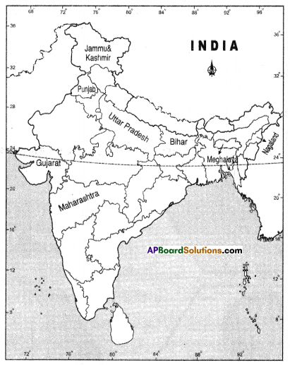 AP SSC 10th Class Social Studies Important Questions Chapter 18 Independent India (The First 30 years – 1947-77) 7
