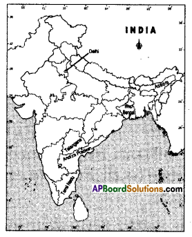 AP SSC 10th Class Social Studies Important Questions Chapter 18 Independent India (The First 30 years – 1947-77) 9