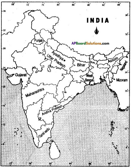 AP SSC 10th Class Social Studies Important Questions Chapter 19 Emerging Political Trends 1977 to 2000 4