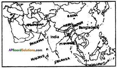 AP SSC 10th Class Social Studies Important Questions Chapter 20 Post – War World and India 3