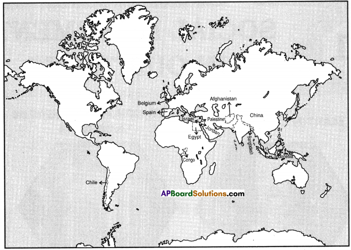 AP SSC 10th Class Social Studies Important Questions Chapter 20 Post – War World and India 5
