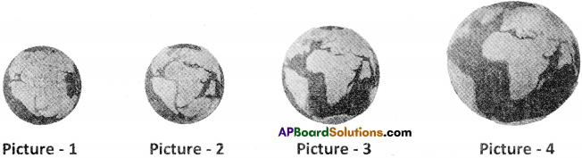 AP SSC 9th Class Social Studies Solutions Chapter 1 Our Earth 7
