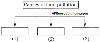 AP Board 9th Class Biology Important Questions Chapter 10 Soil Pollution 4
