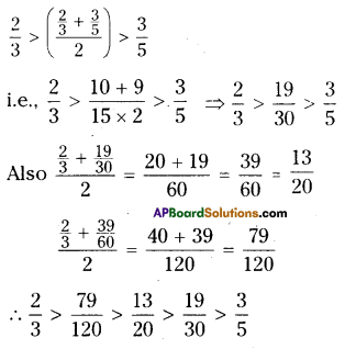 AP Board 9th Class Maths Solutions Chapter 1 Real Numbers Ex 1.1 3
