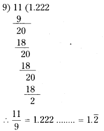 AP Board 9th Class Maths Solutions Chapter 1 Real Numbers Ex 1.1 9