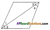AP Board 9th Class Maths Solutions Chapter 3 The Elements of Geometry Ex 3.1 7