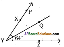 AP Board 9th Class Maths Solutions Chapter 4 Lines and Angles Ex 4.2 12