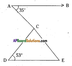 AP Board 9th Class Maths Solutions Chapter 4 Lines and Angles Ex 4.4 11