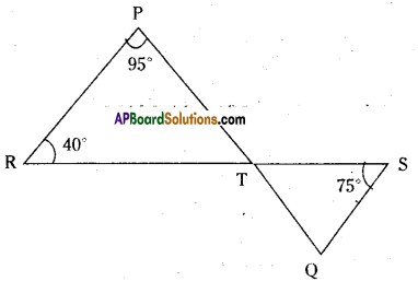 AP Board 9th Class Maths Solutions Chapter 4 Lines and Angles Ex 4.4 12