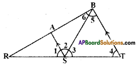 AP Board 9th Class Maths Solutions Chapter 4 Lines and Angles Ex 4.4 2