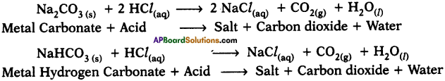AP SSC 10th Class Chemistry Important Questions Chapter 4 Acids, Bases and Salts 2