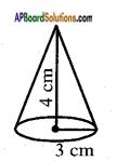 AP SSC 10th Class Maths Solutions Chapter 10 Mensuration Ex 10.1 5