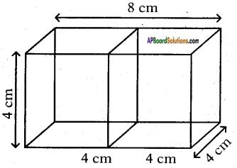 AP SSC 10th Class Maths Solutions Chapter 10 Mensuration Ex 10.2 4