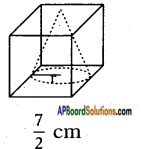 AP SSC 10th Class Maths Solutions Chapter 10 Mensuration Ex 10.3 3