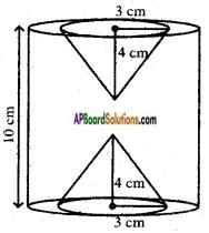 AP SSC 10th Class Maths Solutions Chapter 10 Mensuration Ex 10.3 5