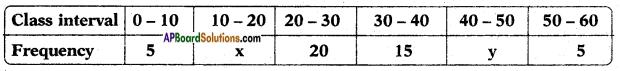 AP SSC 10th Class Maths Solutions Chapter 14 Statistics Ex 14.3 3
