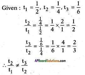 AP SSC 10th Class Maths Solutions Chapter 6 Progressions Ex 6.4 12