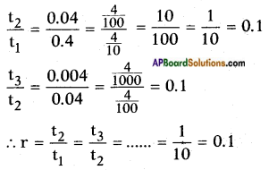 AP SSC 10th Class Maths Solutions Chapter 6 Progressions Ex 6.4 18