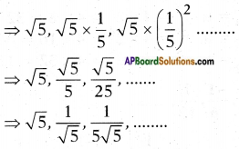 AP SSC 10th Class Maths Solutions Chapter 6 Progressions Ex 6.4 5