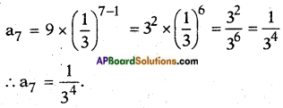 AP SSC 10th Class Maths Solutions Chapter 6 Progressions Ex 6.5 2