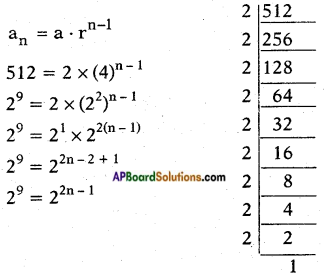 AP SSC 10th Class Maths Solutions Chapter 6 Progressions Ex 6.5 4