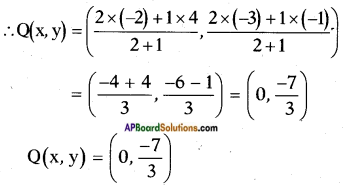 AP SSC 10th Class Maths Solutions Chapter 7 Coordinate Geometry Ex 7.2 4