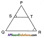 AP SSC 10th Class Maths Solutions Chapter 8 Similar Triangles Ex 8.1 1