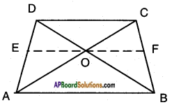 AP SSC 10th Class Maths Solutions Chapter 8 Similar Triangles Ex 8.1 10