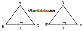 AP SSC 10th Class Maths Solutions Chapter 8 Similar Triangles Ex 8.2 13