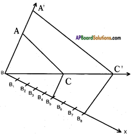 AP SSC 10th Class Maths Solutions Chapter 8 Similar Triangles Ex 8.2 14