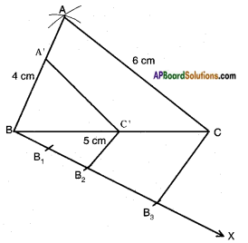 AP SSC 10th Class Maths Solutions Chapter 8 Similar Triangles Ex 8.2 15