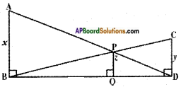 AP SSC 10th Class Maths Solutions Chapter 8 Similar Triangles Ex 8.2 9