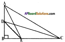 AP SSC 10th Class Maths Solutions Chapter 8 Similar Triangles Ex 8.4 3