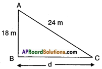 AP SSC 10th Class Maths Solutions Chapter 8 Similar Triangles Ex 8.4 9