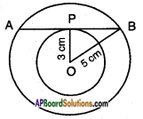AP SSC 10th Class Maths Solutions Chapter 9 Tangents and Secants to a Circle Ex 9.2 5