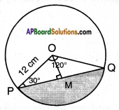AP SSC 10th Class Maths Solutions Chapter 9 Tangents and Secants to a Circle Ex 9.3 2