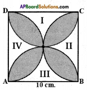 AP SSC 10th Class Maths Solutions Chapter 9 Tangents and Secants to a Circle Ex 9.3 6