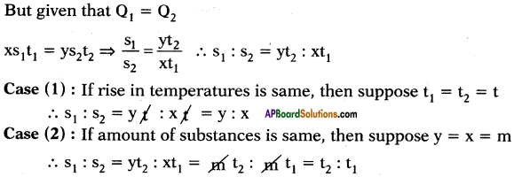 AP SSC 10th Class Physics Important Questions Chapter 1 Heat 14