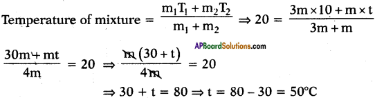 AP SSC 10th Class Physics Important Questions Chapter 1 Heat 24