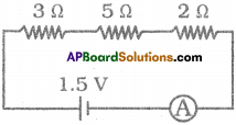 AP SSC 10th Class Physics Important Questions Chapter 11 Electric Current 1